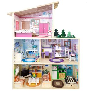 Doll House Toy Model 101